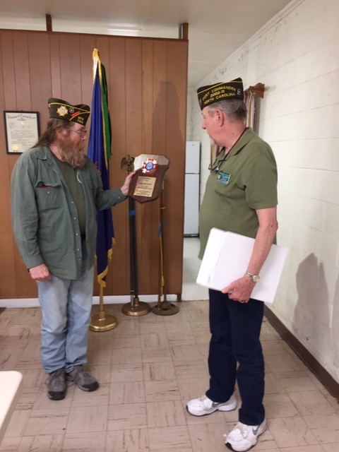 Joe Wagner Post 7313 is designated as an Honor Post for 2017.